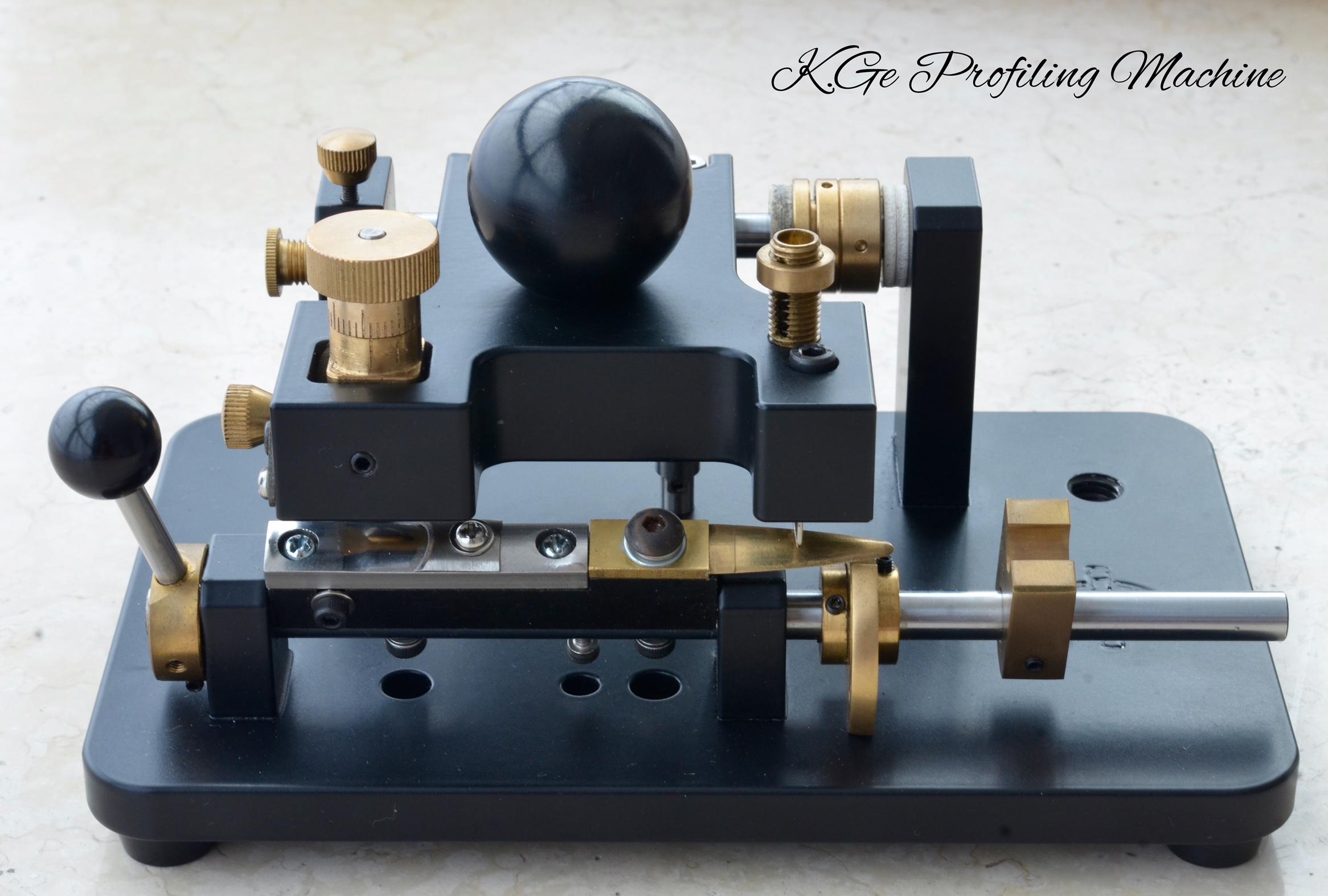 オーボエリードメーキングマシン(フレンチ18)