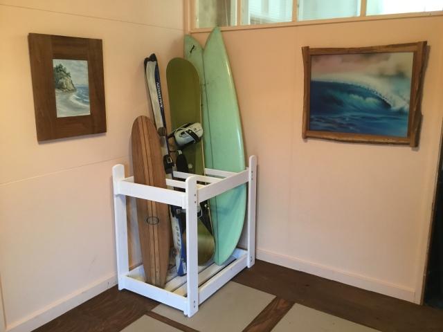 収納ボックス サーフィン スキー スノーボード