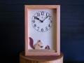リスの時計