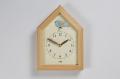 青い鳥の時計