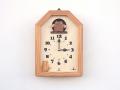 カッコー猫の時計