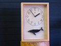 ザトウクジラの時計