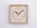 森の電葉時計(アンティークホワイト)