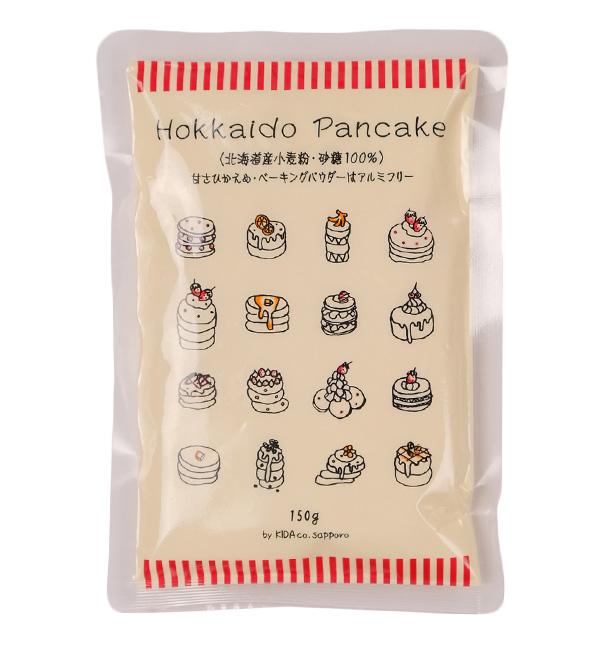 Hokkaido Pancake 【150g×10×4個】:1801691
