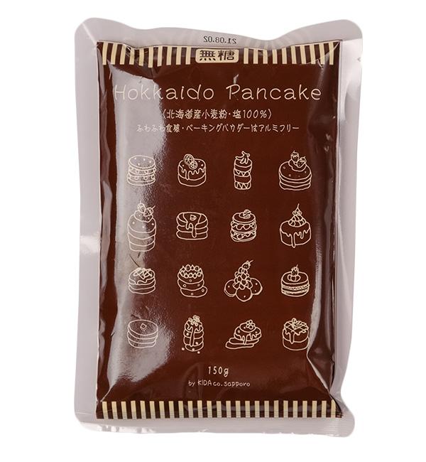 無糖Hokkaido Pancake【150g×10×4個】:1701891