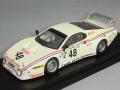 ・BEST 1/43 フェラーリ 512BB LM 3シリーズ 1981 ルマン24H #48 S.フィリップス/M.サーモン/S.アール