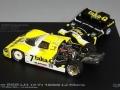 hpi 1/43 taka-Q ポルシェ 956LH 1986 ルマン24H #7 K.ルドヴィク/P.バリラ/J.ウィンター