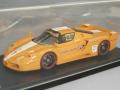 ルックスマート 1/43 フェラーリ FXX Solar Direct No21 オレンジ