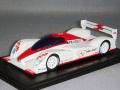 ・スパーク 1/43 プジョー 908 「パリサロン」 2006 ホワイト/レッド