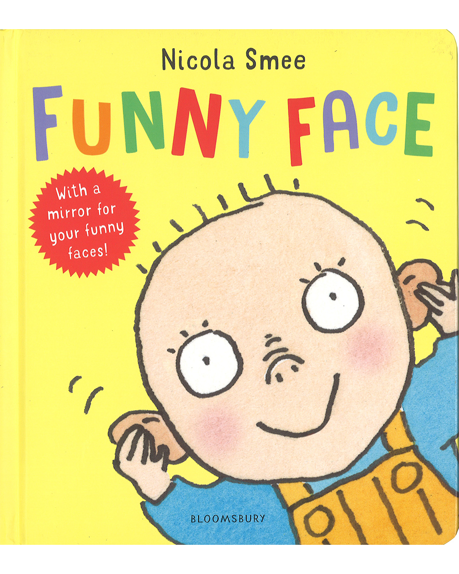 FUNNY FACE (ハードカバー絵本)