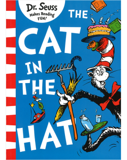 km100 cat in the hat new edition こども英語教材 kids mart