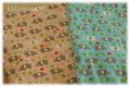 幼稚園保育園オーダーメイド入園グッズ【動物・ぞうさん・女の子用】日本製ダブルガーゼ手作りマスク 2色セット