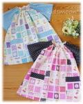 【バレリーナブロック】半袖スモック 襟ゴム ラグラン袖 かぶりスモック 日本製 オーダーメイド