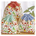 幼稚園保育園オーダーメイド入園グッズ【カブトムシ&クワガタムシ】お弁当袋 ランチバッグ 給食袋