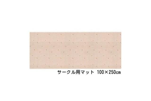 サークルマット 100×250 03柄