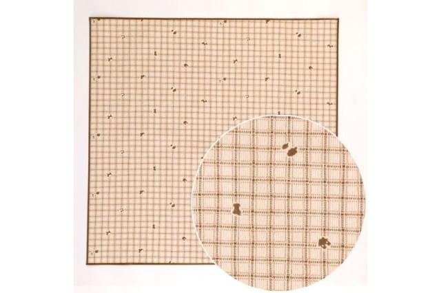 サークルマット 130×130 03柄(XLサイズ適合)