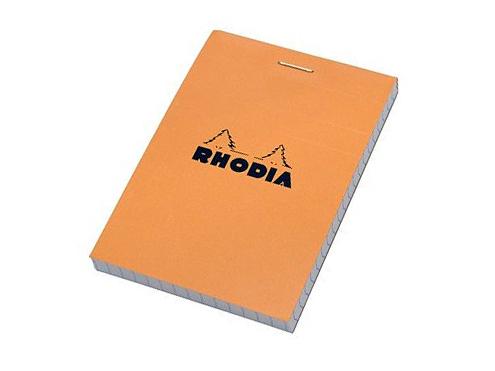 メモの定番 RHODIA ロディア ブロックロディア No.11 (品番:cf11200)