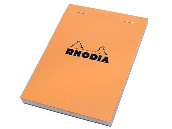 メモの定番 RHODIA ロディア ブロックロディア No.14 (品番:cf14200)