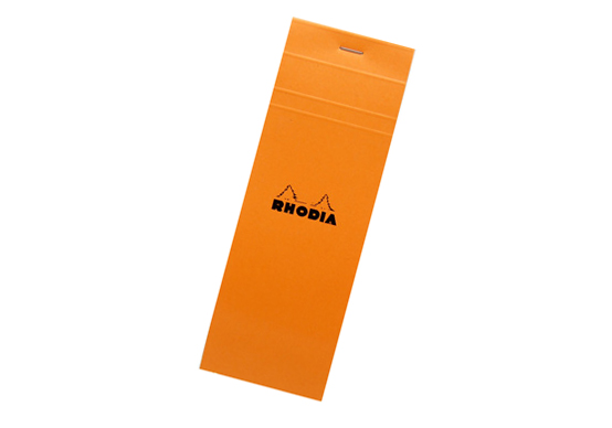メモの定番 RHODIA ロディア ブロックロディア No.8 (品番:cf8200)