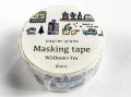 パピアプラッツ eric マスキングテープ 37-835 Oneday