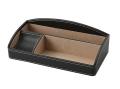 小物を手軽に収納できる人気アイテム オーバーナイター 863-101(ブラック)