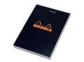 メモの定番 RHODIA ロディア ブロックロディア ブラック No.11 (品番:cf112009)