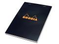メモの定番 RHODIA ロディア ブロックロディア ブラック No.16 (品番:cf162009)