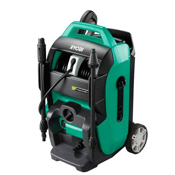 リョービ 高圧洗浄機 AJP-4210GQ(自吸機能付)