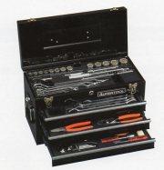 スーパーツール プロ用デラックス工具セット 62点セット S7000DX
