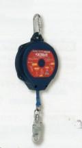 藤井電工 落下防止装置 ベルブロック BB-150-SN-JAN-BX(台付きロープ、引寄せロープ付)