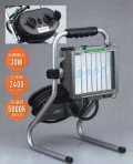 ハタヤ 30W 屋外用LED投光器 LDS-307K