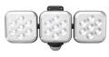 ムサシ フリーアーム式LEDセンサーライト LED-AC3024