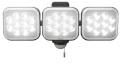 ムサシ フリーアーム式LEDセンサーライト LED-AC3036