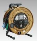 ハタヤ 金属感知機能付 メタルセンサーリール 100V型 標準型 30m MSB-301KX