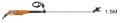 ニシガキ 充電式太枝切鋏 高速切断 太丸充電S1500(バッテリー、充電器付) 1.5m N-922