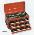 スーパーツール プロ用デラックス工具セット 70点セット S8000DX