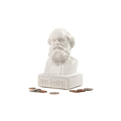Karl Marx Money Bank