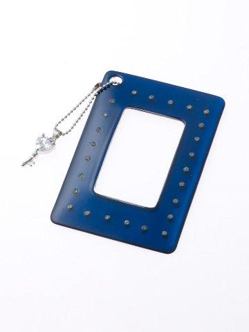 カードルーペ9624 ラインストーン D.ブルー [倍率1.8]