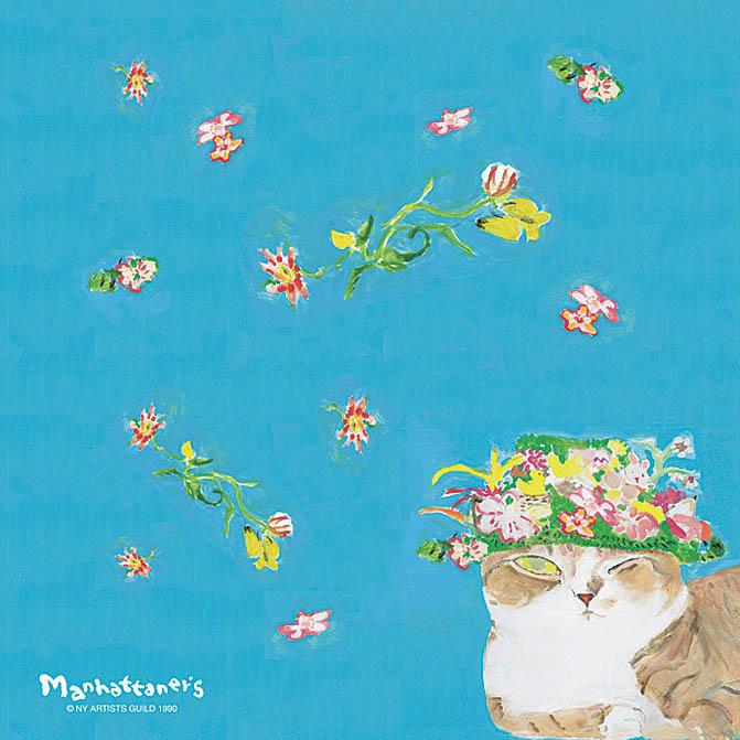 MAN‐24 ミケちゃんの花冠[マンハッタナーズ MANHATTANER'S]