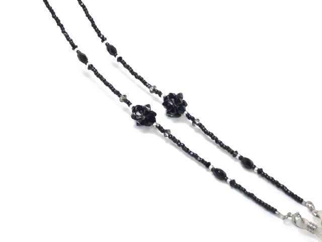 スワロフスキーチェーン9006‐02 ブラック