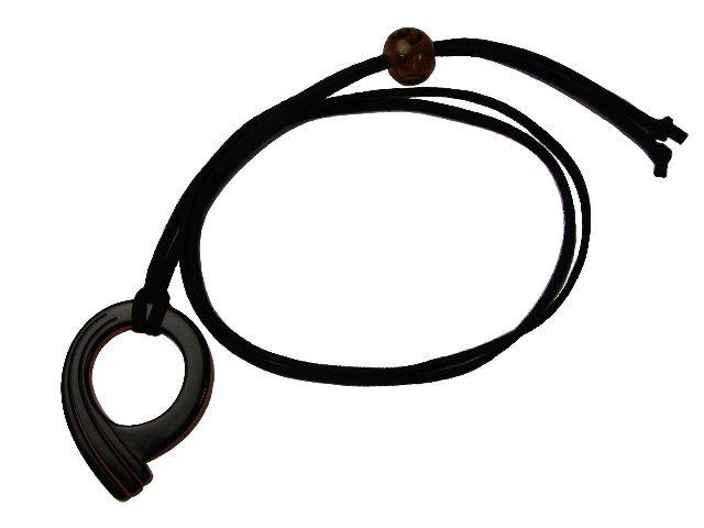 グラスホルダーTYPE‐B Y3886 ブラック/オレンジ