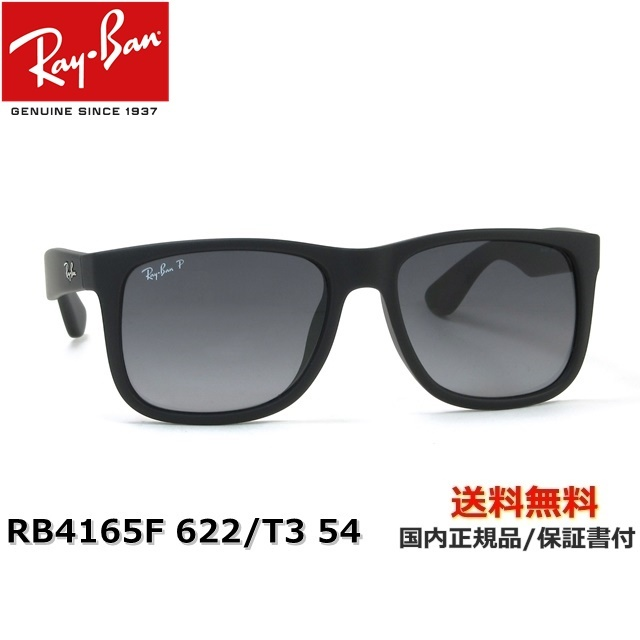 [Ray-Ban レイバン] RB4165F 622/T3 54[偏光]