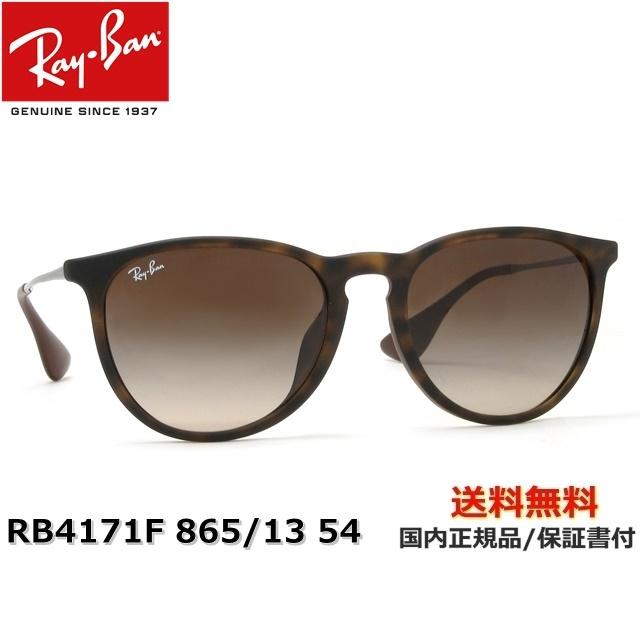 [Ray-Ban レイバン] RB4171F 865/13 54 [サングラス]