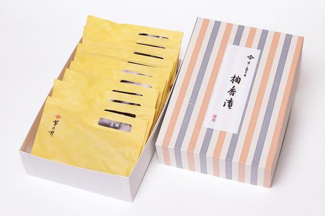 新・柚香漬10000