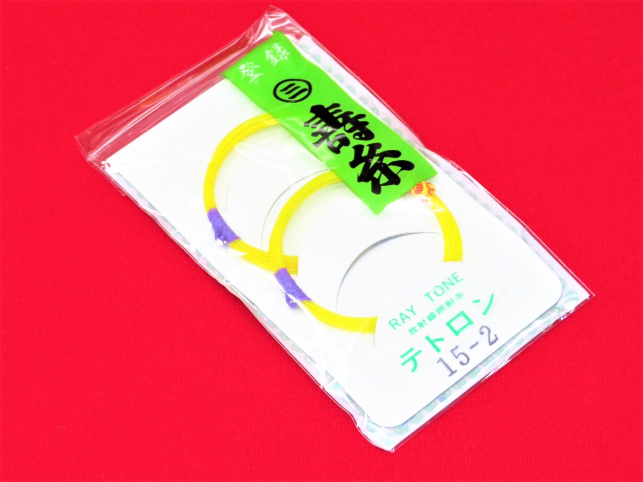 三味線用 丸三寿テトロン糸