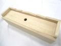 お琴用 桐製柱箱
