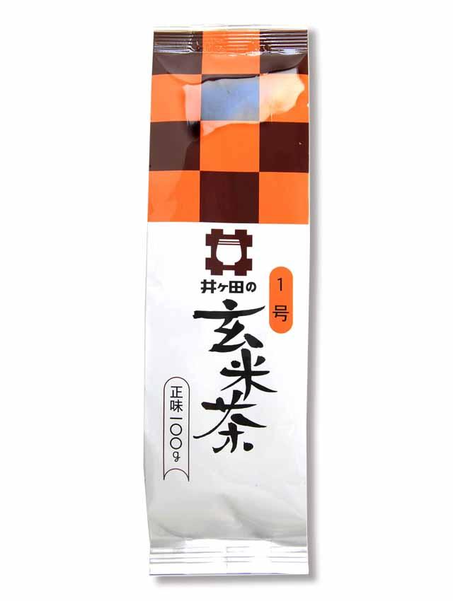 一号玄米茶