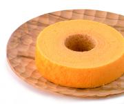 オレンジバウムクーヘン
