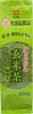 生活応援品 玄米茶