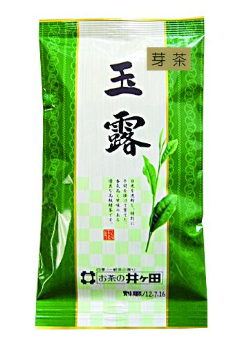 玉露 芽茶